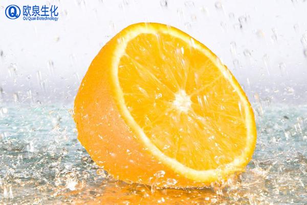 美妆厂家:惊呆了!橙子都能护肤了-欧泉生化