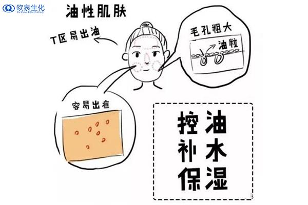 油性皮肤用什么面膜-欧泉生化