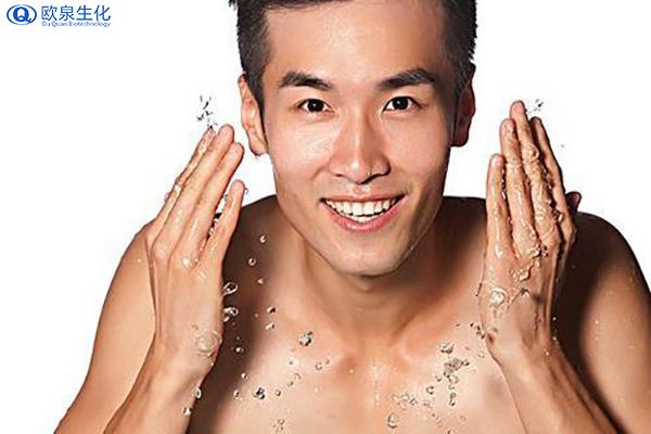 男士保养皮肤的五个妙招-欧泉生化