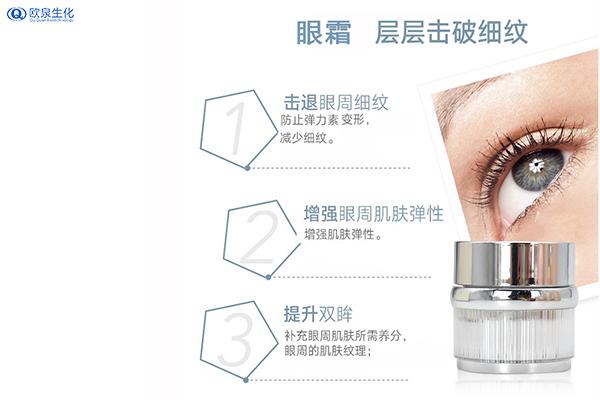 护肤品厂家:眼部护理哪家好?