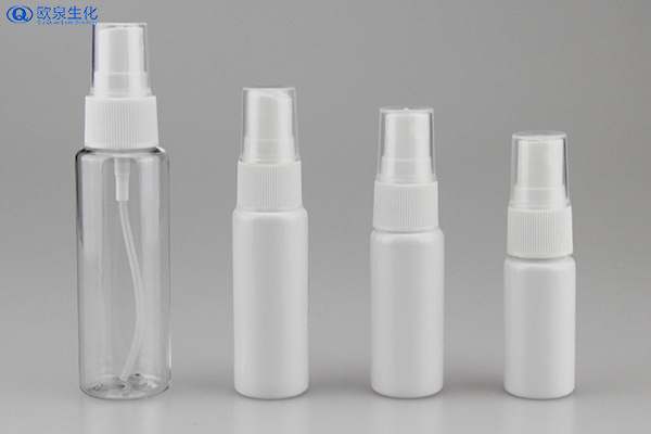 喷雾瓶应该怎样选包材-欧泉生化