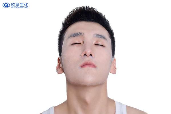使用男士面膜需记住4要点-欧泉生化