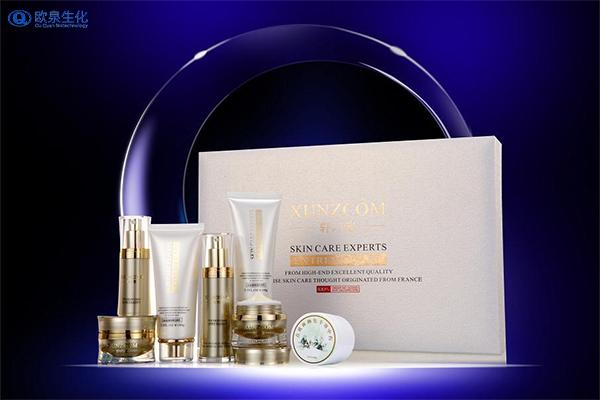 裸妆修护系列赋予肌肤焕颜力量-欧泉生化