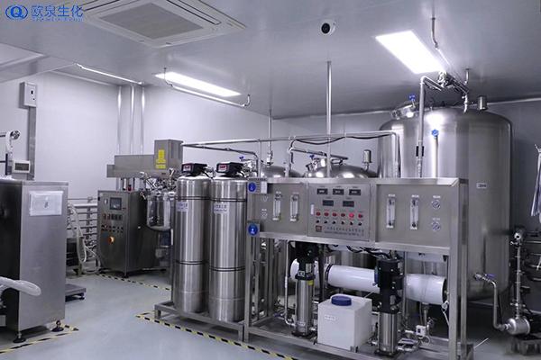 化妆品加工厂家需要什么机器设备-欧泉生化