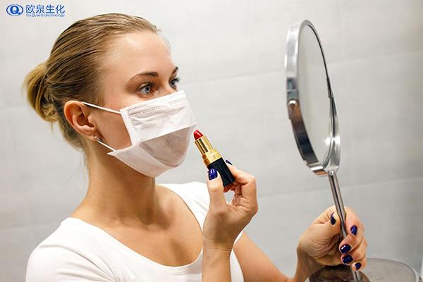 戴口罩这些化妆技巧你需要知道-欧泉生化