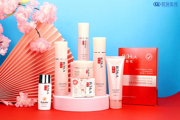 护肤产品之清洁洁面-欧泉生化