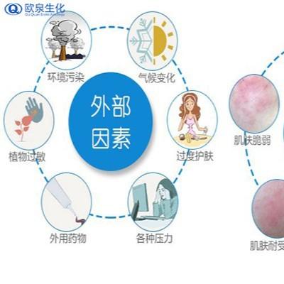 修护敏感肌用应该的护肤品