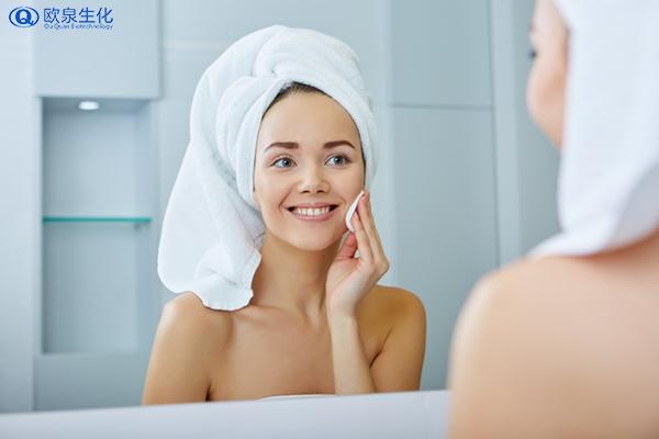夏季流行的秋季护肤方法-欧泉生化