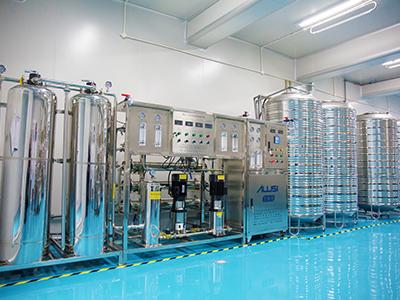 欧泉生化-反参透水处理