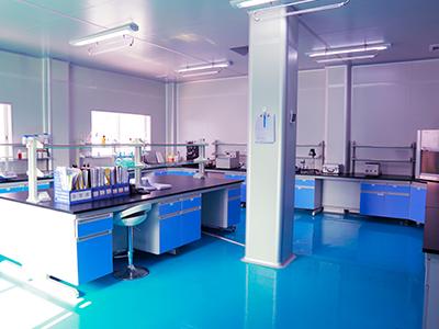 欧泉生化-检验室